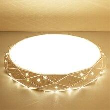 Modern LED ceiling light diamond star Moon lamps lighting decorative bedroom living room hotel lobby