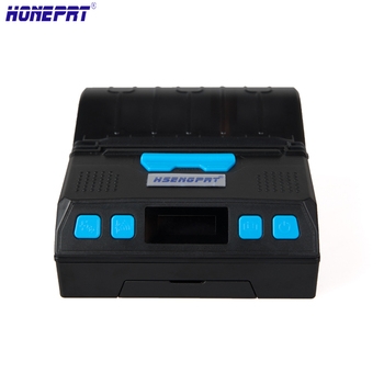 cheap 58 pos receipt bill android sdk bluetooth thermal printer with 130mm  printing speed HS-E58UA