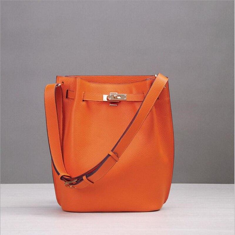 9f928cb655cab1 Sac Seau Bandoulière Cuir orange Sacs Pour Blue Célèbre light Conception  Khaki elephant Ash navy pearl ...
