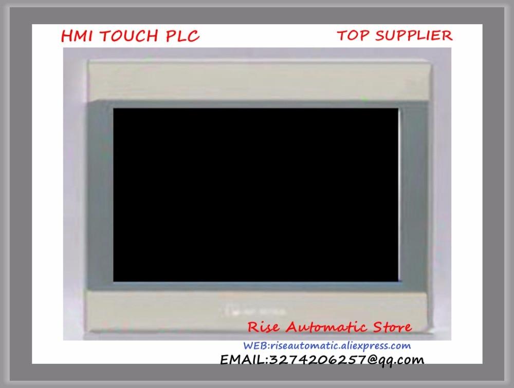 HMI Touch Screen PLC 10 Inch MT6100IH NEW plc programmable logic controller module and 3 5 inch hmi learning plan hmi plc