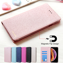 For iphone 7 8 Plus Case On iphone 6 6s Plus Case For iphone X XR Cases Luxury Leather Flip Wallet Cover For iphone Xs Max Cases cheap CMAI2 Flip Case Luxury Leather Design Magnetic Flip Wallet Case Apple iPhones iPhone 6 Plus IPHONE 6S iPhone 6s plus iPhone 7 Plus