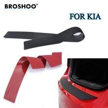 Broshoo резиновая накладка для автомобиля защитная багажника