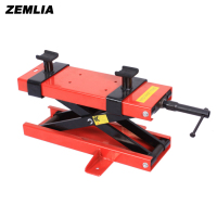 1100LBS Simple Motorcycle Lift Jack Mini Repairing Platform