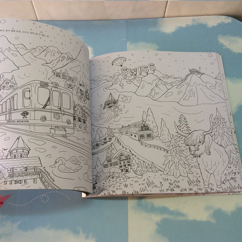 World Map Coloring Book 4K Pictures Full HQ Wallpaper FUNNY Americans And Brits Label