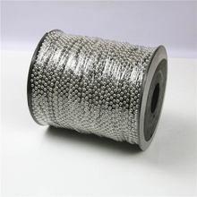 Металлические шарики из нержавеющей стали 45/32 мм 2 м/лот круглые