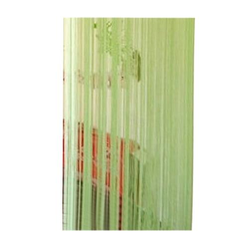 Striking New Line String Window Curtain Tassel Door Room Divider Valance 8 Colors