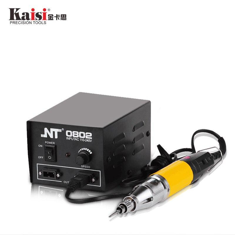 Kaisi высокой Мощность nt-0802 DC Мощность ED Шуруповёрты 800 + Малый Питание Перезаряжаемые Шуруповёрты комплект