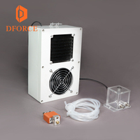 Trianglelab Arethusa Liquld Cooling Hotend For 3D Printing Peek PA Polycarbonate Filament E3D V6 Hotend Fan