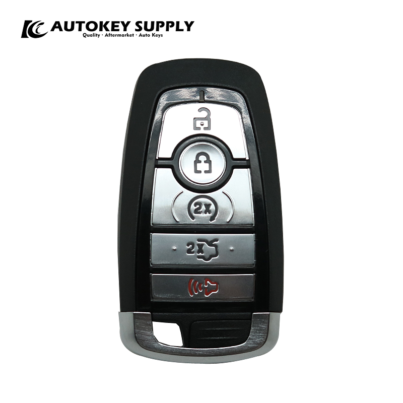 Car styling 2017 2019 For Ford Fusion 5 Buttons 902MHz Remote Control Car Key FCC ID