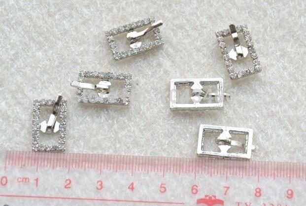 f8455f20e4491 شيبمنت مجانا جودة عالية أزياء الراين الابازيم ، حجر الراين المتزلج أبازيم ،  الحذاء زخرفة الديكور
