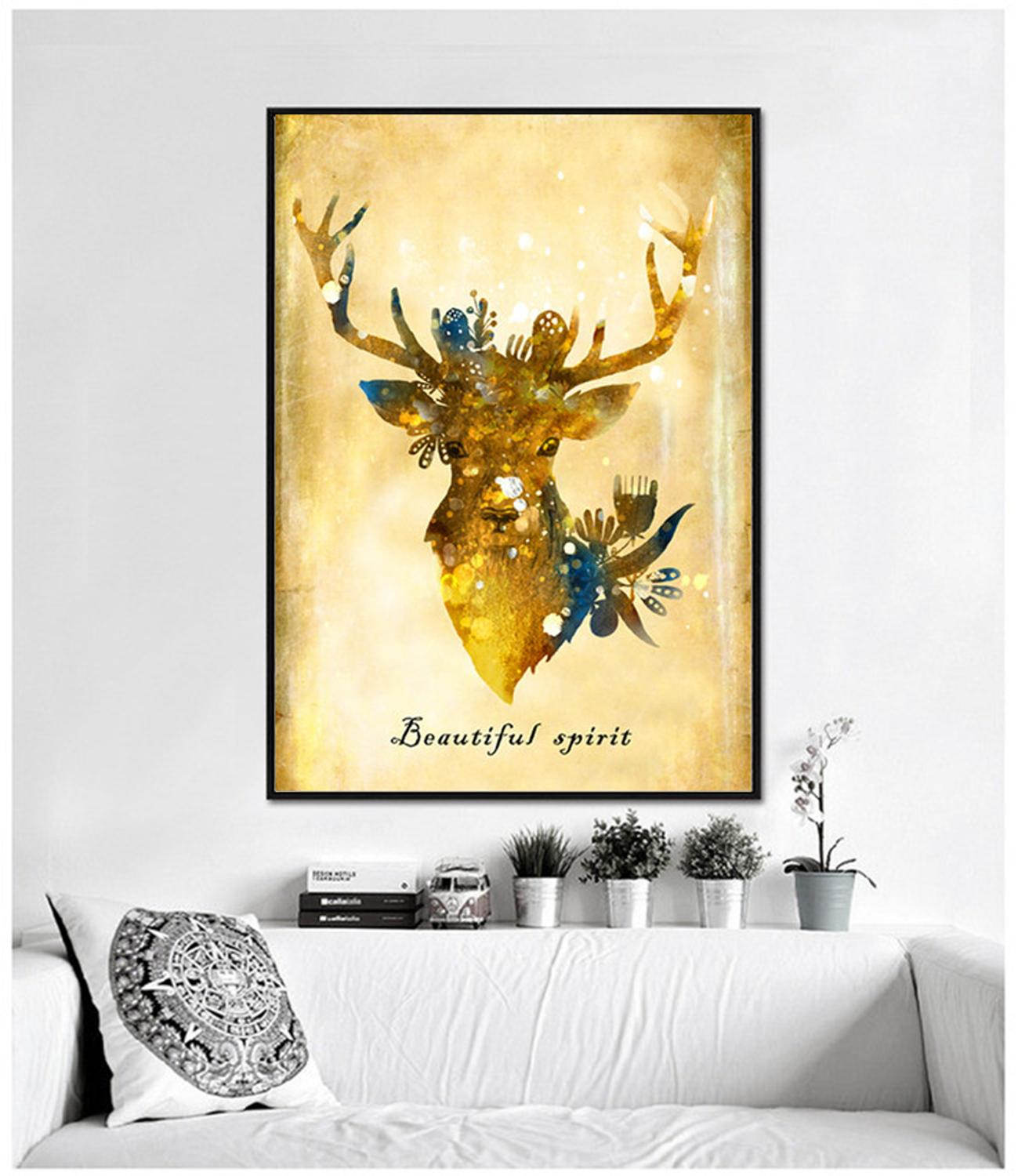 Outstanding Bull Horn Wall Decor Gift - The Wall Art Decorations ...