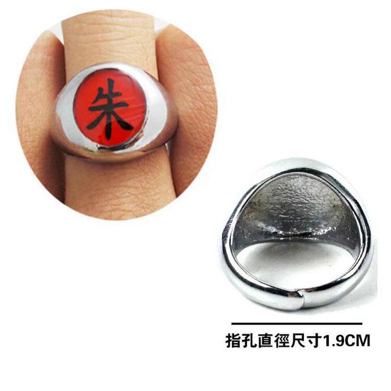 Аниме Наруто Shippuden Akatsuki Hoshigaki Kisame Косплей кольцо