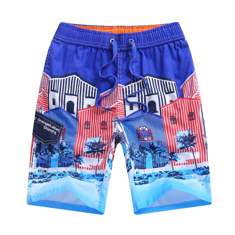 New Children Swim Trunks Boys   Shorts   Beach Surf Swimwear Quick Dry Kids   Board     Shorts   For Boys Boardshorts