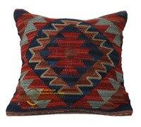 Cushion Cover Decorative Pillows Cushions Home Decor Handmade Kilim Contracted Kilim Throw Pillow Cushion