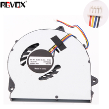 цена на New Laptop Cooling Fan for Lenovo G50-70 G40-70 G40-30 G40-45AT Z50-70 PN: DFS531005PL0T CPU Cooler/Radiator