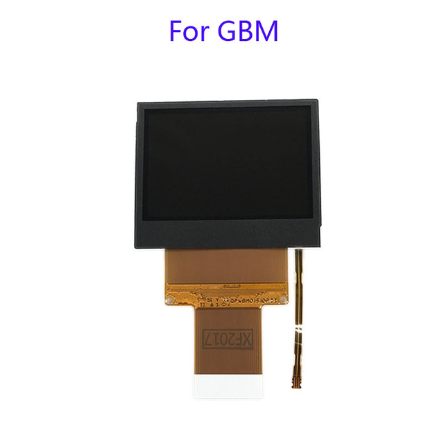 For Nintendo GBM Replacement LCD Screen Unit for Gameboy Micro For GBM original LCD screen