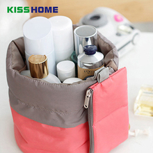 Multi-function Women Makeup Bag Nylon Travel Organizer Cosmetic Pouch for Lady Large Necessaries Make Up Wash Toiletry Handbag