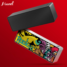 Bluetooth Speaker Built-in Microphone Wireless Speaker Rock Sound Outdoor 10W Portable Stereo Speakers Support TF Card havit® hv m6 wireless bluetooth 4 0 nfc sports speaker with built in microphone support tf card 3 5mm audio external connect up to 6 hours music playing easter day special