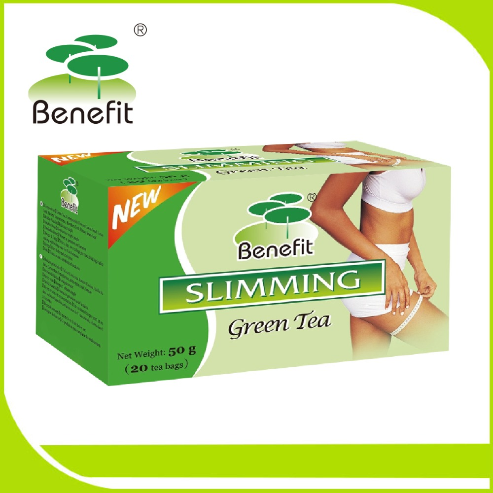 1 Box Natural Herbal Remedy Benefit Slimming Tea For Loss ...