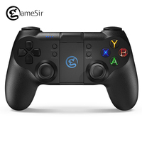 GameSir T1s 2.4GHz Wireless Bluetooth 4.0 Gaming Controller Gamepad Joystick for Android Devices,Win PC,PS3 System