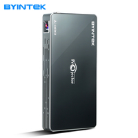BYINTEK Big Discount Mini Projector Portable Home Theater MD322 Android Wifi 8GB USB Airplay Bluetooth HDMI