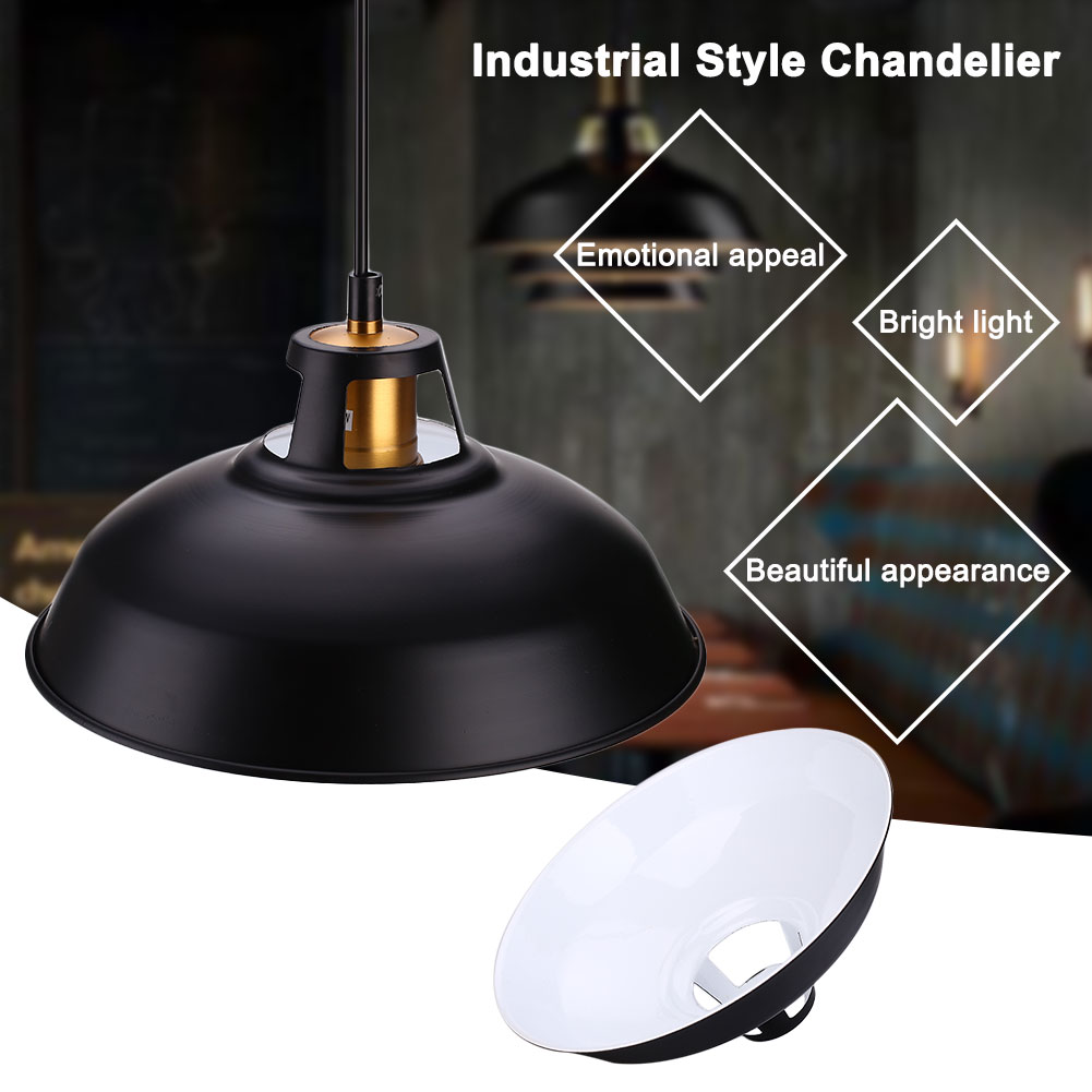 American vintage industrial style iron dome chandelier living room american vintage industrial style iron dome chandelier living room bar park in pendant lights from lights lighting on aliexpress alibaba group aloadofball Choice Image