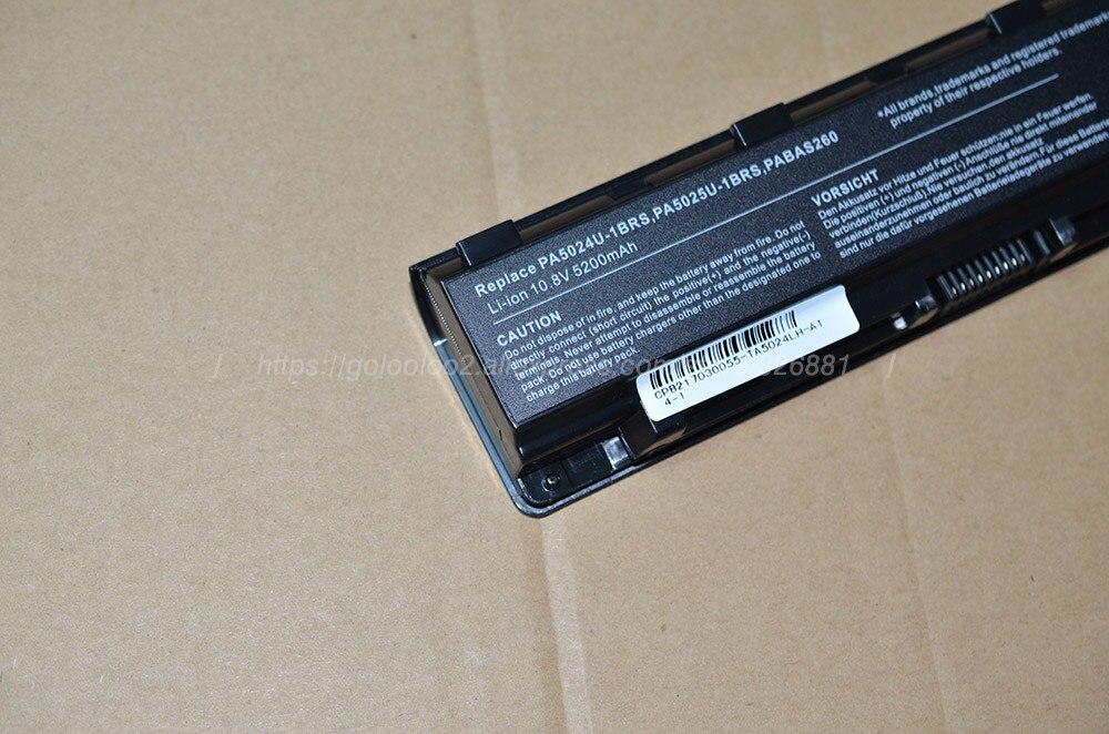 Baterias de Laptop pa5026u-1brs golooloo pa5024u-1brs r945 satellite Tensão DA Bateria : 10.8v/11.1v