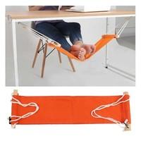 Настольный гамак для ног  инструмент для ухода за ногами  гамак для ног  открытая кроватка для отдыха  портативный Офисный гамак для ног  мин...