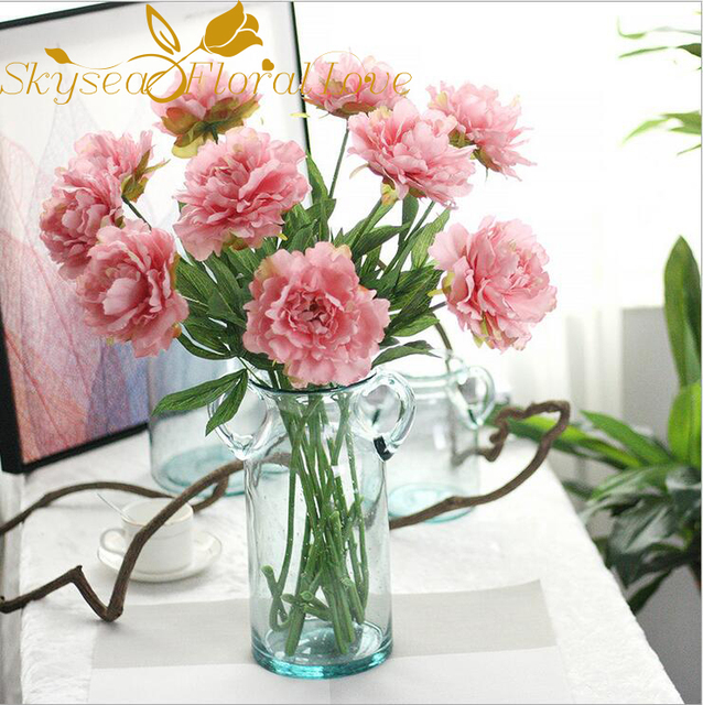 Real touch flowes 71cm home wedding decoration supplies silk flower real touch flowes 71cm home wedding decoration supplies silk flower artificial plant crafts peony fake flowers mightylinksfo