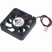 2PCS/Lot GDT Superb 5010S 5V 9Blades 50mm 5cm Brushless Fan 50mmX50mmX10mm  fan cooler
