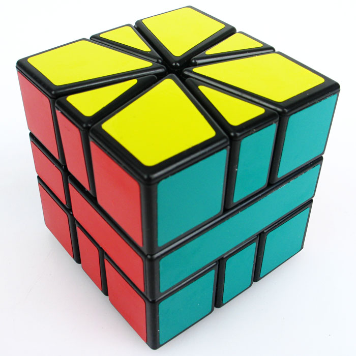 Brand New Black Mf8 Diy Gigaminx Magic Cube Speed Cubes Puzzle Educational Toy Special Toys For Kids Last Style Puzzles & Games