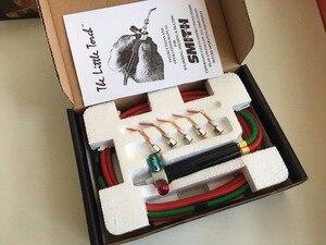 Livraison gratuite petit Smith torche soudure soudage matériel de fusion or soudage torche orfèvre pour bijoux outils avec 5 conseils