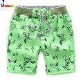 2016 nuevos niños niños Shorts marca Kids Camo Surf Beach Shorts para niños Trench ajustable transpirable verano niño pantalones cortos