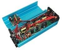 6000 Вт мощность Инвертор Вт 3000 пик DC 12 В в к AC 220/230 В/240 В Off сетки Чистая синусоида солнечный инвертор цифровой дисплей