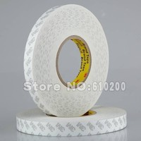 Free shipping 30mm width 50M Long Mobilephone LCD Touch Display Screen panel Repair Double Sided Adhesive 3M Tape