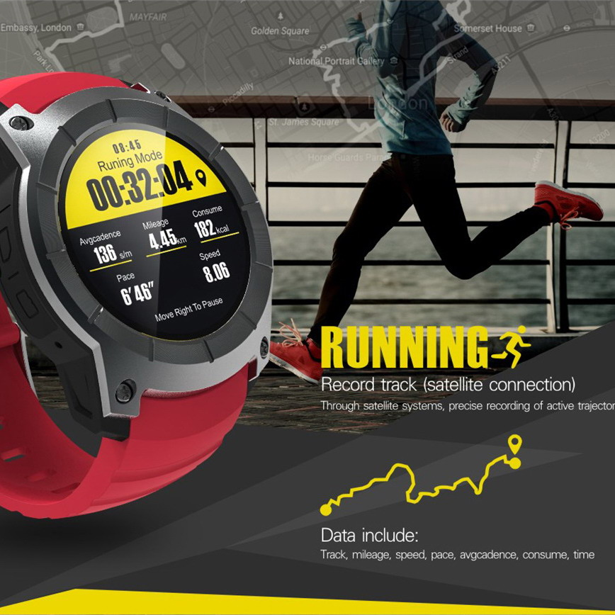 Men's Smart GPS Watch 1