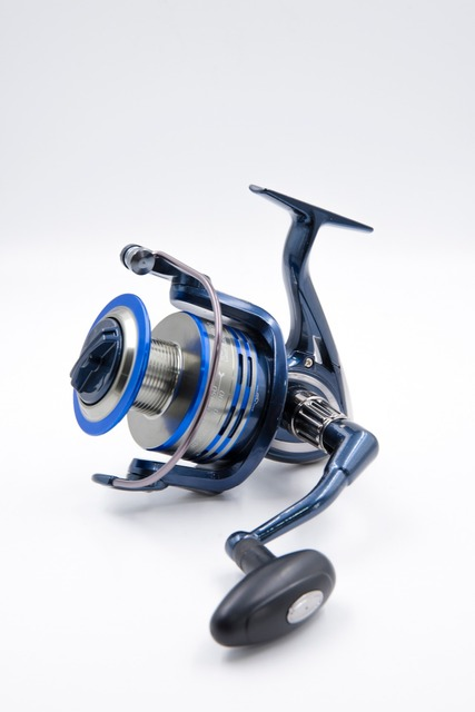 US $46 95 |NEW SINGNOL LARGE SPINNING REEL BLUE WATER 11000 SALTWATER  FISHING REEL INSHORE OFFSHORE SURF-in Fishing Reels from Sports &  Entertainment