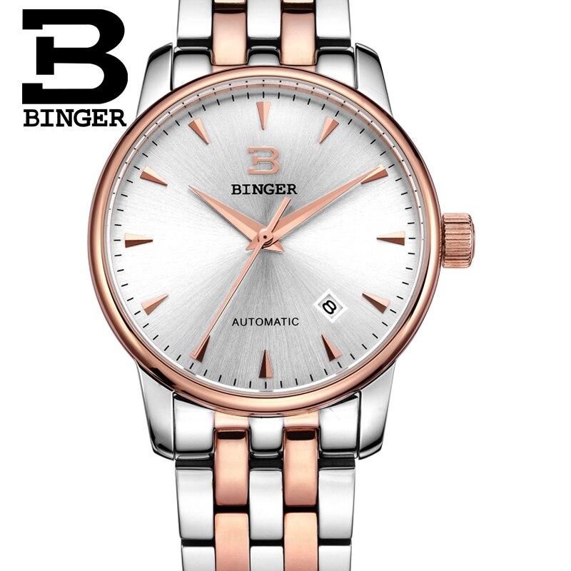 Szwajcaria zegarki mężczyźni luksusowa marka 18K złote zegarki na - Męskie zegarki - Zdjęcie 3