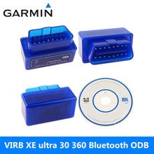 Garmin VIRB XE Super 30 / 360 Bluetooth OBD Sports Camera Car Computer Information Brand New Original Free Shipping(China)