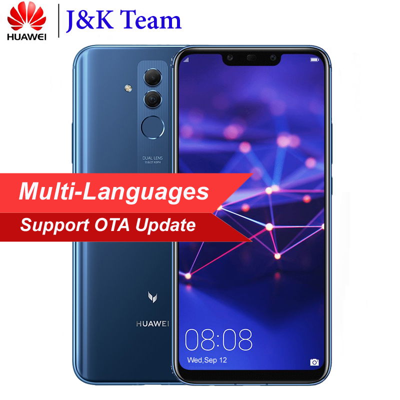 Huawei Mate 20 Lite Maimang 7 6GB 64GB 6 3 inch 24MP Four AI Camera Dual
