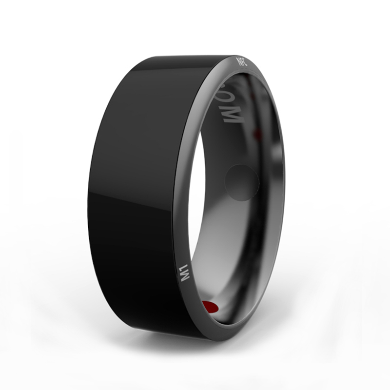 JAKCOM R3 Smart Ring Waterproof Program Lock NFC Electronics CNC Metal Wearable Mini Magic Ring for iPhone Samsung Smartphone image