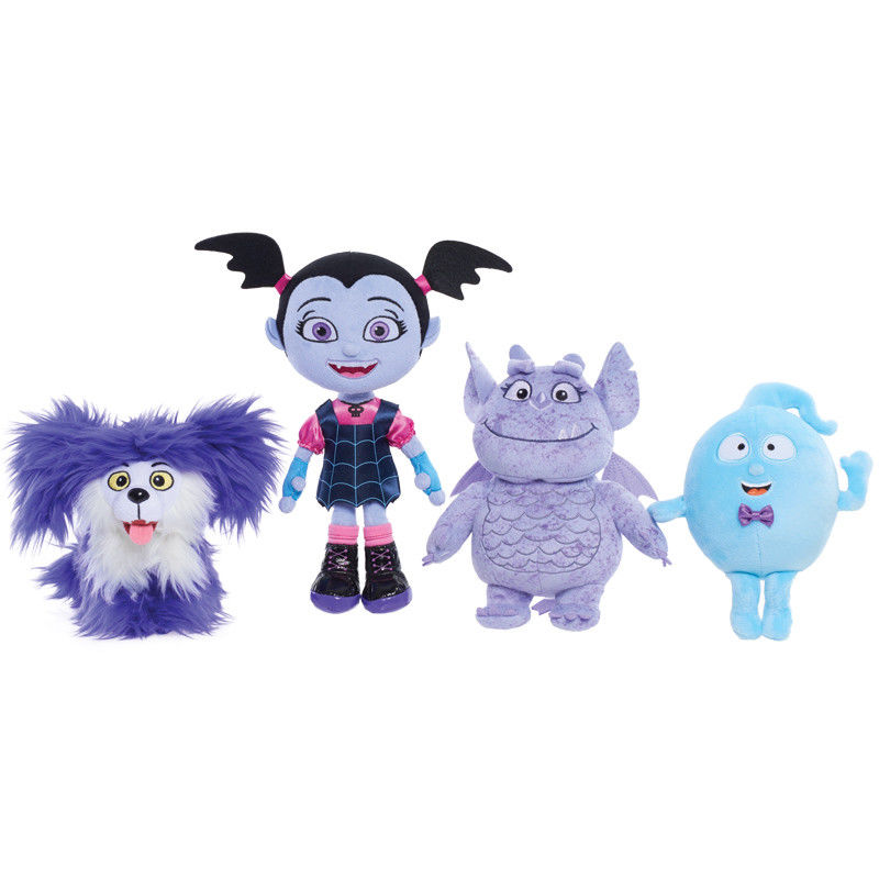 Junior Vampirina Plush Georgina Wolfie Vampirina Or Demi New 2018