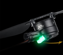 Hobbywing X8 odak entegre güç tahrik sistemi 3090 CW CCW pervane 30/35/40mm karbon tüp yük tarım Drones