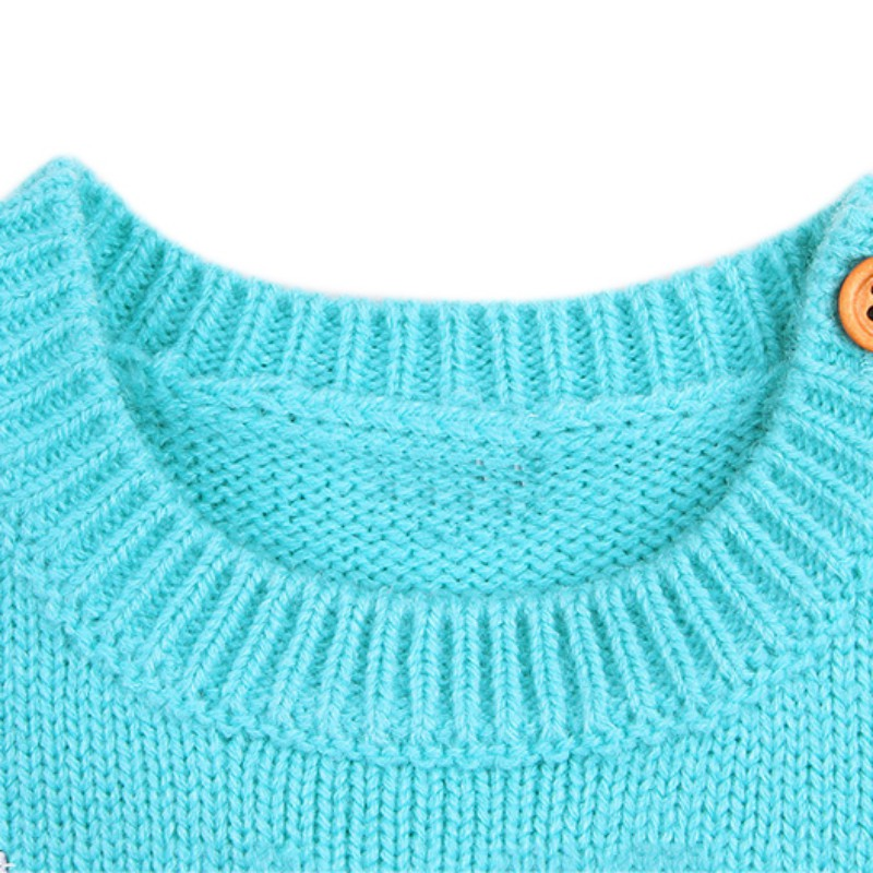 HTB1.DU2XjnuK1RkSmFPq6AuzFXac Baby Rompers Set Newborn Rabbit Baby Jumpsuit Overall Long Sleevele Baby Boys Clothes Autumn Knitted Girls Baby Casual Clothes