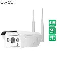 OwlCat 3516C 1 2 8 SONY323 HD 1080P 3518EV200 1 3 AR0130 960P Outdoor Bullet AP