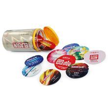 Elasun 8 in1 condom Sex Erotic Ultra thin latex penis condoms for men Contraception Condom Smooth Lubricated Sex product цена и фото