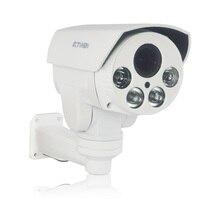CTVMAN PTZ IP Camera 1080P HD 4X Auto Zoom 2 8 12mm Outdoor Led Array IR