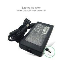 19,5 В 6.15A 120 Вт ноутбука Зарядное устройство для hp EliteBook 8460 Вт 8560 Вт 8530 Вт 644699-001 645156-001 HSTNN-LA25 PA-1121-52HH адаптер переменного тока