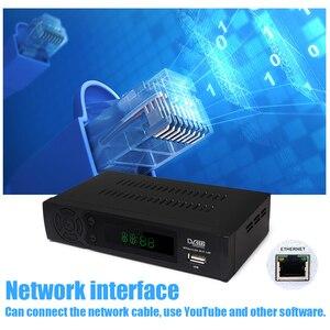 Image 3 - HD DVB TV Box dvb t2 full hd Digital terrestrial tv ontvangen DVB T2 8939 met USB WIFI TV Tuner h.264 ondersteuning youtube set top box