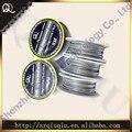 Наиболее Популярные 316L Juggeranut провода И Juggeranut A1 провода для электронных сигарет катушки 5 М/РУЛОН